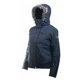 Dámská zimní bunda Trimm Nessa black