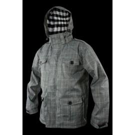 Pánská zimní streetová bunda Meatfly Imperial Jacket B