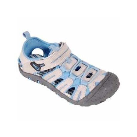 BUGGA B014 – Dětské sandály - Blue / Modrá