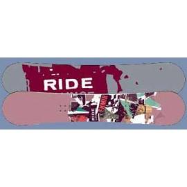 Snowboard Ride Kashmir 154